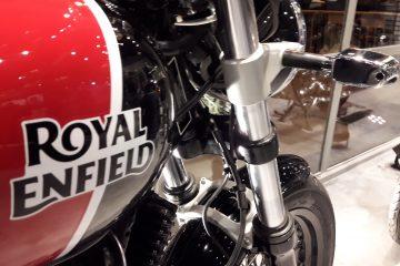 Las motos Royal Enfield en Pilar