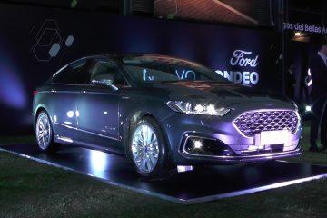 Mondeo Vignale Híbrido: Ford presenta el nuevo modelo.