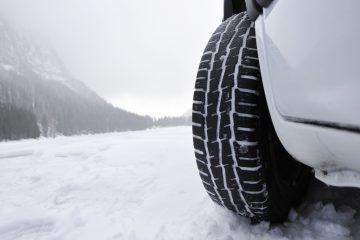¿Neumáticos de invierno o cadenas para nieve?
