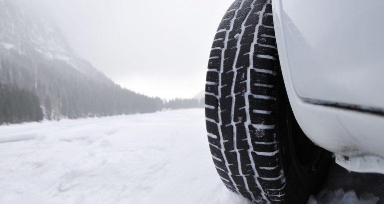 Neumáticos de invierno o cadenas para nieve