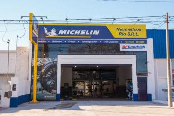 Michelin con 3 nuevos puntos de venta en el Interior