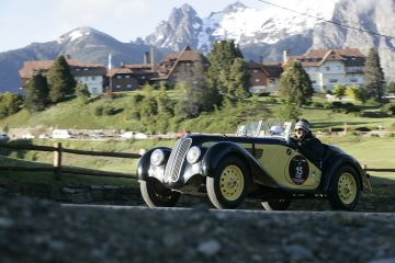 Las 1000 Millas Sport, Rumbo a Bariloche