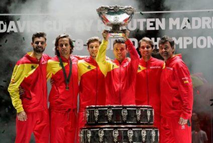 Copa Davis: España campeón