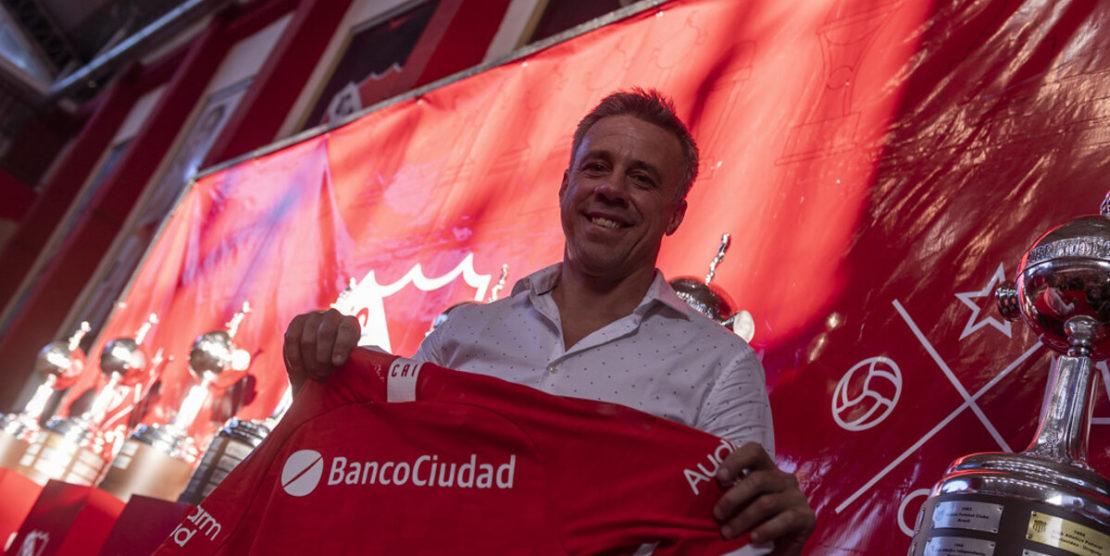Pusineri recorrió el Libertadores de América