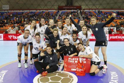 Mundial de handball femenino: Argentina venció a China