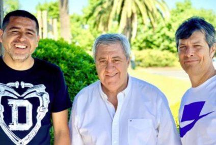 Elecciones en Boca: Ganaron Ameal y Riquelme