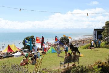 Splore: El festival de neozelandés inclusivo