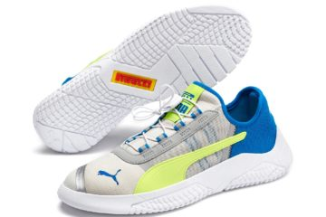 Pirelli-Puma ¡Alta llanta!…