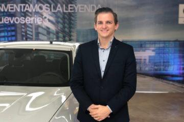 Leandro Larregina presenta la 3° generación del Serie 1