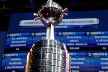 Se suspendió La Copa Libertadores