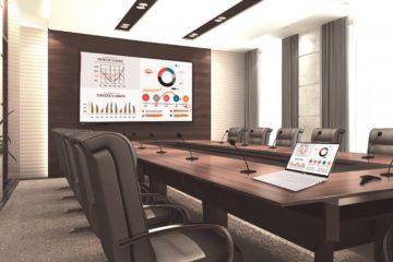LG lanza su pantalla interactiva para entornos educativos