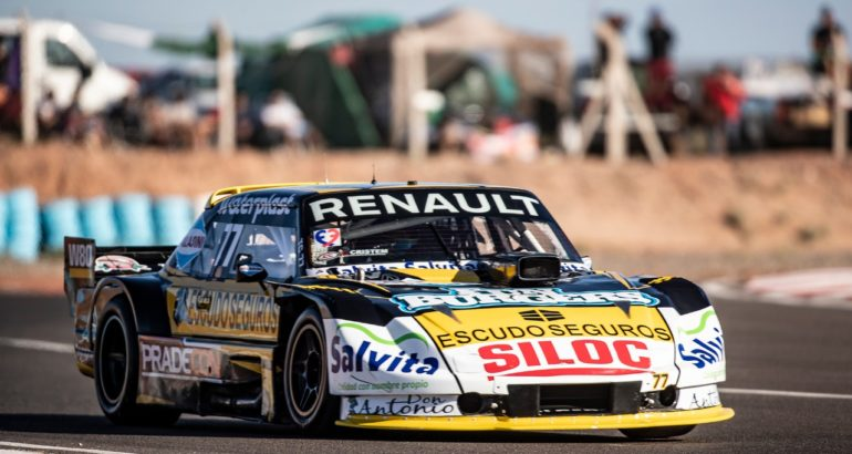 TC equipo Renault