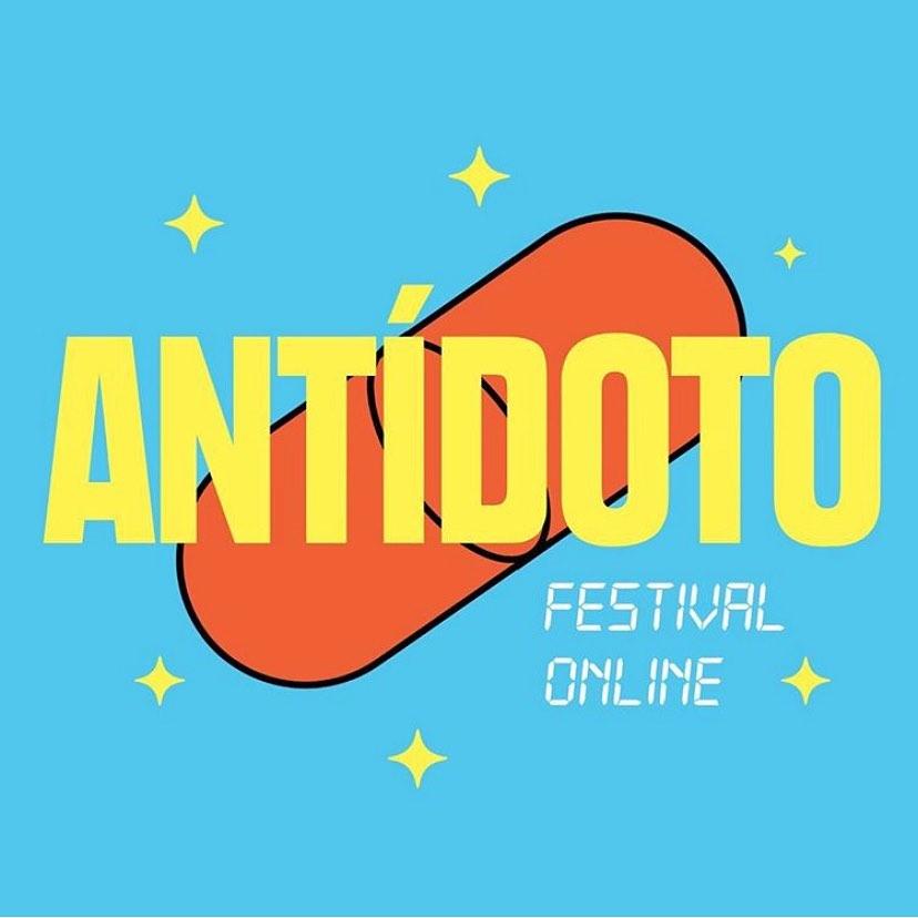 Antídoto festival online