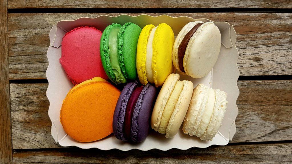 Macaron, un dulce tentador