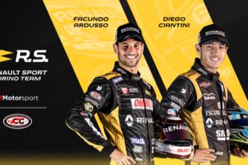 Renault Sport Torino Team corre en Toay