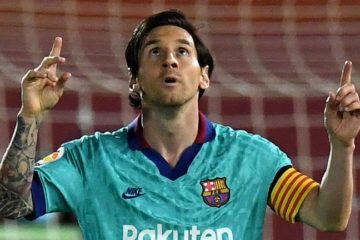 Volvió Messi