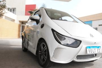 El auto eléctrico cordobés se pone en marcha