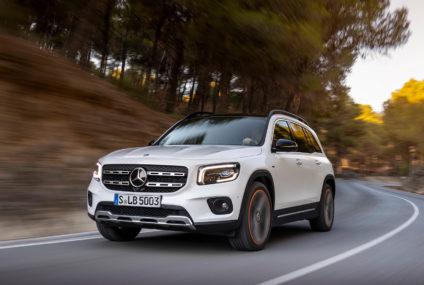 GLB, el SUV para 7 pasajeros de Mercedes Benz