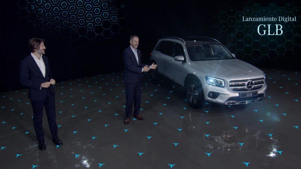 GLB de Mercedes Benz