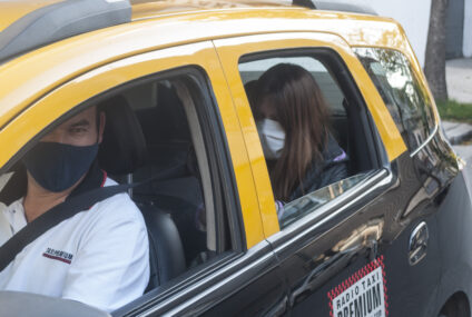 Empresa argentina va contra Uber y Cabify