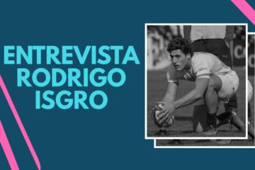 """Rodrigo Isgro: """"En lo único que pienso cuando me levanto es en ir a los JJOO"""""""