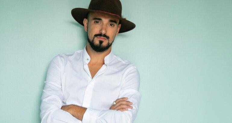 Abel Pintos en Renault Life WINTER EDITION