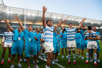 Los Pumas vencieron a los All Blacks por primera vez
