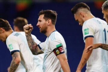 Argentina recibe a Paraguay por la fecha 3 de las Eliminatorias