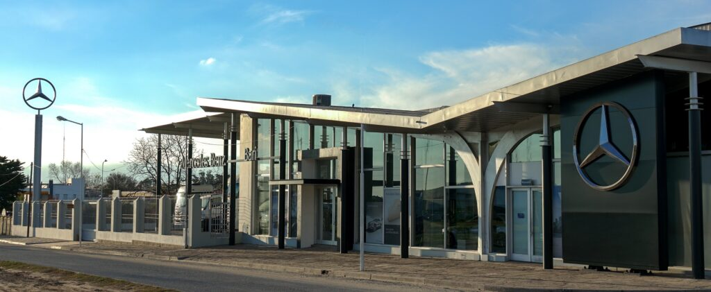 Actual Concesionario Bari de Mercedes-Benz en Tandil
