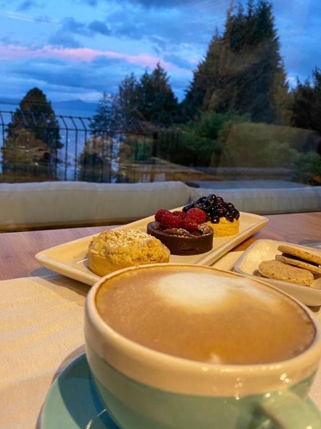 Casa de té - La Cascada