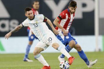 Argentina se mide ante Perú por las Eliminatorias