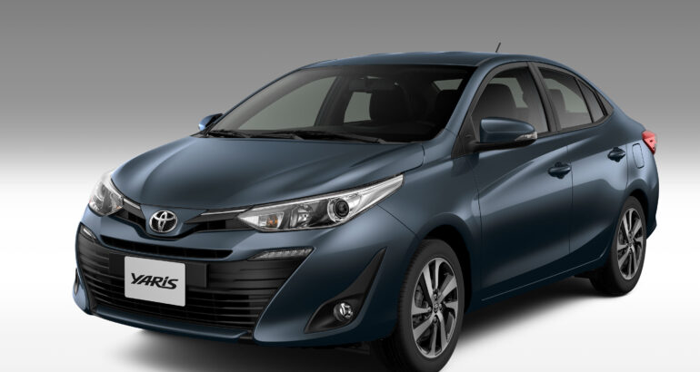 Nuevo Toyota Yaris Y21