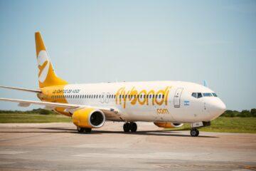 Flybondi retoma los vuelos desde Ezeiza