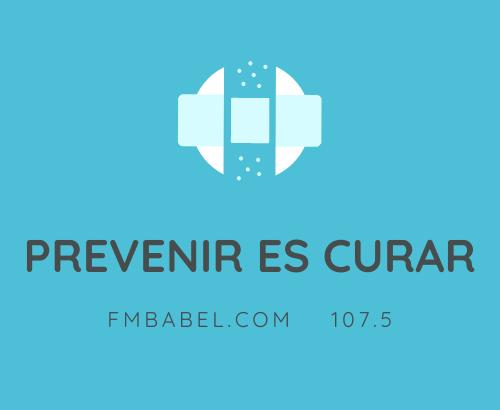 Prevenir es curar 14.04.2021