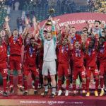 El Bayern Munich campeón del Mundo y hace historia grande
