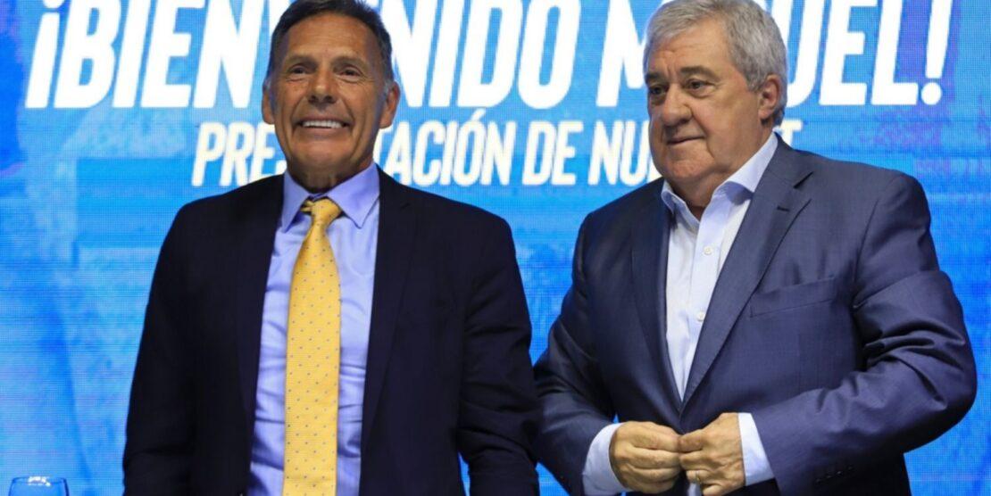 Boca informó sobre el estado de salud de Jorge Amor Ameal