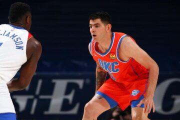 Gran debut de Gabriel Deck en la NBA
