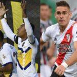 Boca y River debutaron en la Copa Libertadores