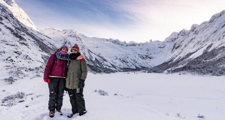 Ushuaia: 35 conexiones directo al placer