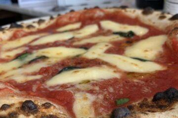 La pizza napoletana desembarcó en Cariló