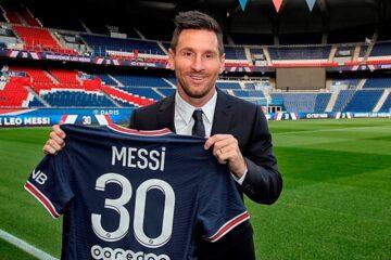Messi y la revolución en París