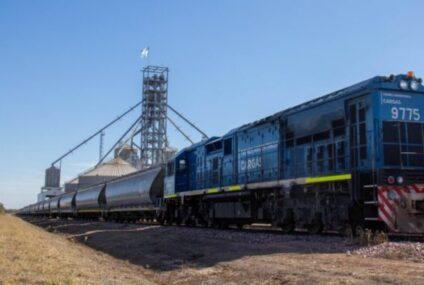 Nuevo récord de ferrocarriles